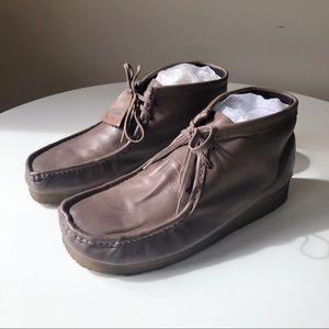 Clarks Originals Men's Wallabee Brown Leather 11